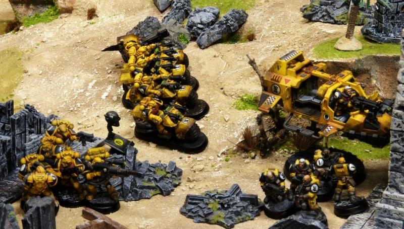 Warhammer 40K. Galerie de Batailles ! - Page 6 P1220118