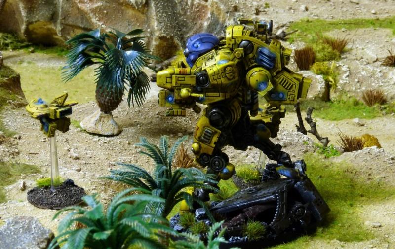 Warhammer 40K. Galerie de Batailles ! - Page 6 P1220119