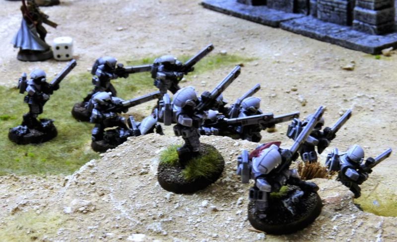 Warhammer 40K. Galerie de Batailles ! - Page 6 P1220120