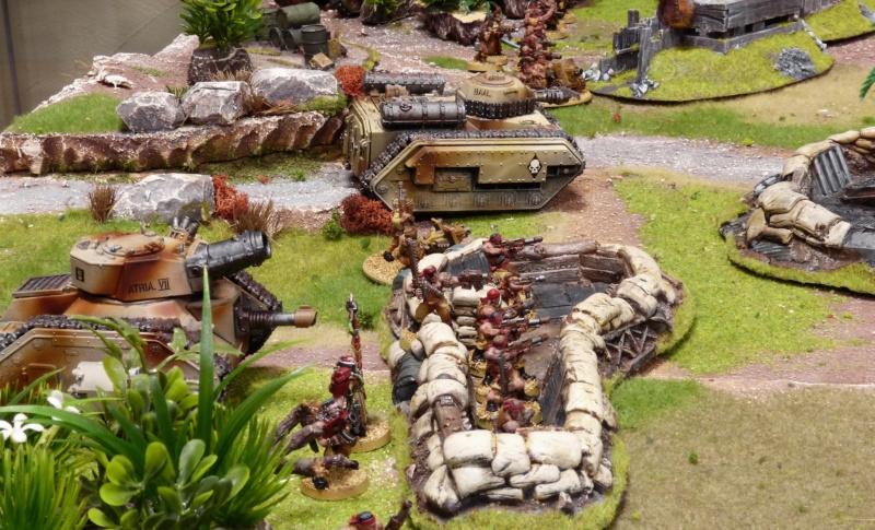 Warhammer 40K. Galerie de Batailles ! - Page 6 P1220126