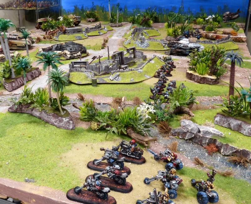 Warhammer 40K. Galerie de Batailles ! - Page 6 P1220127
