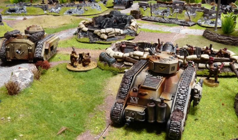 Warhammer 40K. Galerie de Batailles ! - Page 6 P1220131