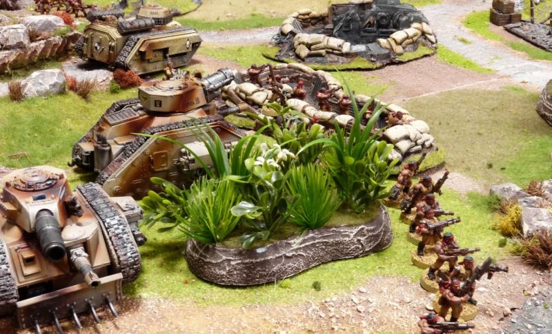 Warhammer 40K. Galerie de Batailles ! - Page 6 P1220132