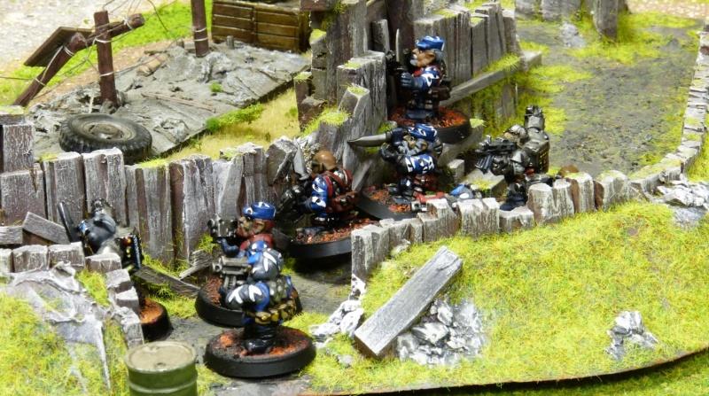 Warhammer 40K. Galerie de Batailles ! - Page 6 P1220134