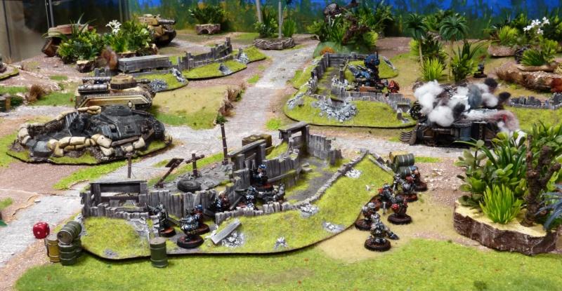 Warhammer 40K. Galerie de Batailles ! - Page 6 P1220135