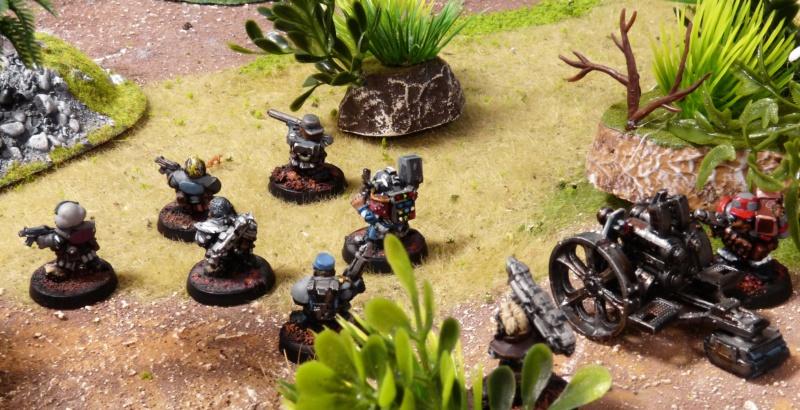 Warhammer 40K. Galerie de Batailles ! - Page 6 P1220137