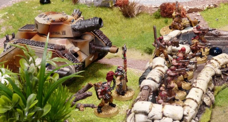 Warhammer 40K. Galerie de Batailles ! - Page 6 P1220138