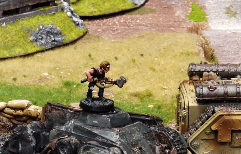 Warhammer 40K. Galerie de Batailles ! - Page 6 P1220140