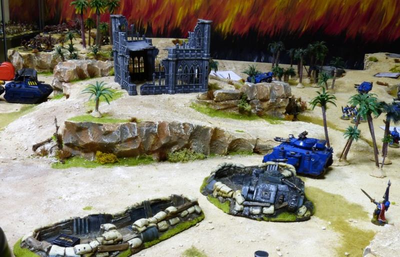 Warhammer 40K. Galerie de Batailles ! - Page 6 P1220277