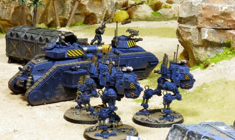 Warhammer 40K. Galerie de Batailles ! - Page 6 P1220278