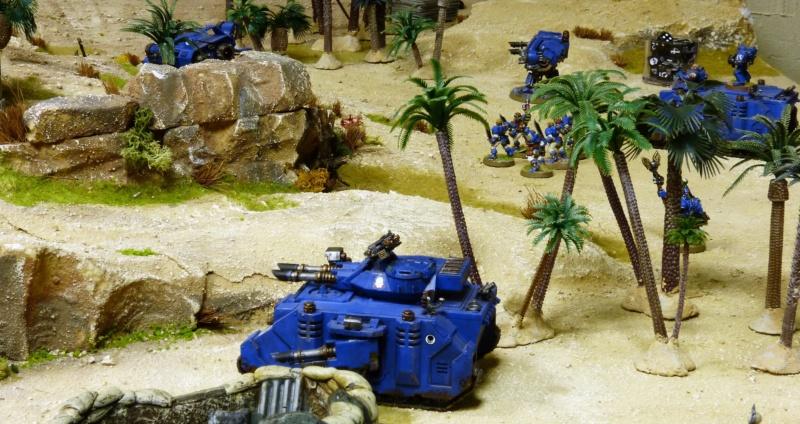 Warhammer 40K. Galerie de Batailles ! - Page 6 P1220279