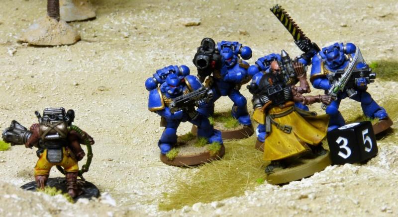 Warhammer 40K. Galerie de Batailles ! - Page 6 P1220313