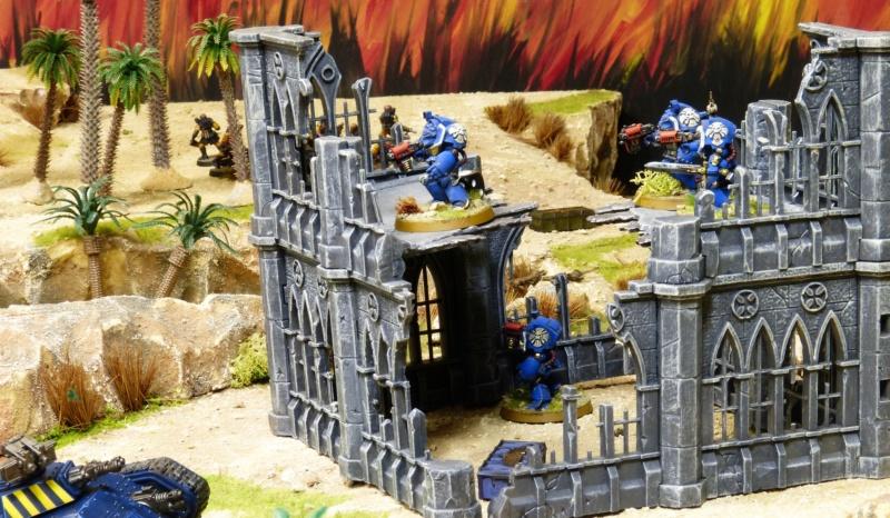 Warhammer 40K. Galerie de Batailles ! - Page 6 P1220314