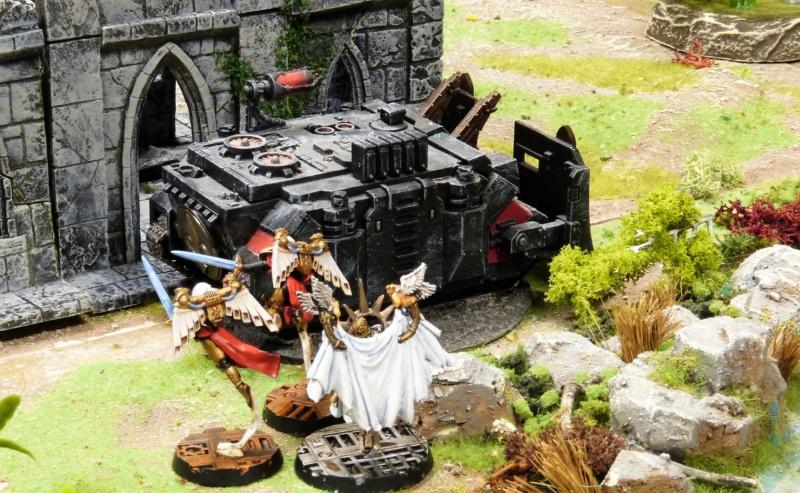 Warhammer 40K. Galerie de Batailles ! - Page 6 P1220417