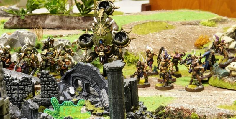 Warhammer 40K. Galerie de Batailles ! - Page 6 P1220420