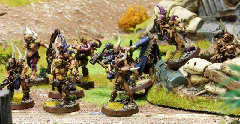 Warhammer 40K. Galerie de Batailles ! - Page 6 P1220421