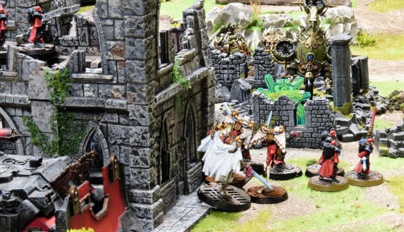 Warhammer 40K. Galerie de Batailles ! - Page 6 P1220422