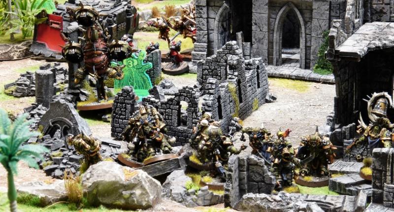 Warhammer 40K. Galerie de Batailles ! - Page 6 P1220425