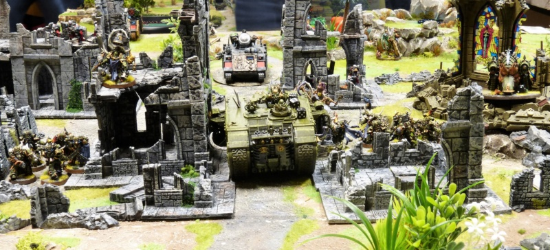 Warhammer 40K. Galerie de Batailles ! - Page 6 P1220426