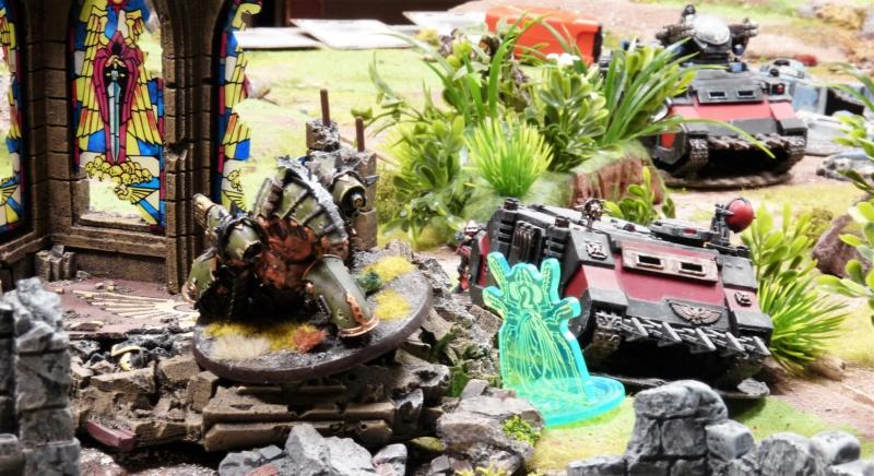 Warhammer 40K. Galerie de Batailles ! - Page 6 P1220427