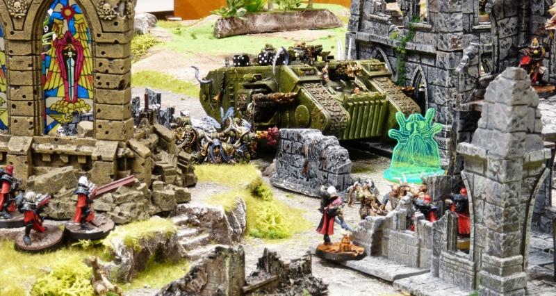 Warhammer 40K. Galerie de Batailles ! - Page 6 P1220431