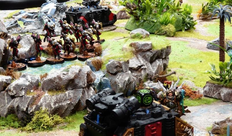 Warhammer 40K. Galerie de Batailles ! - Page 6 P1220432