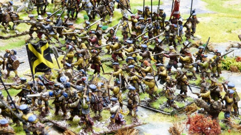Vend armée Scotts Covenanters (baisse du prix et délotage !) P1220456