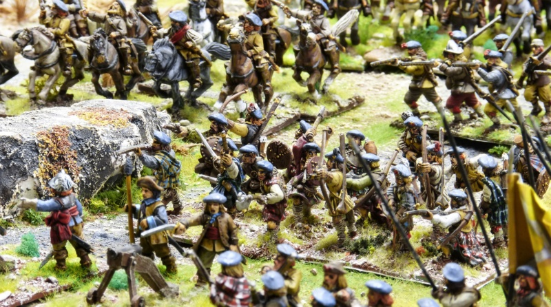 Vend armée Scotts Covenanters (baisse du prix et délotage !) P1220457