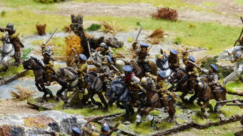 Vend armée Scotts Covenanters (baisse du prix et délotage !) P1220459
