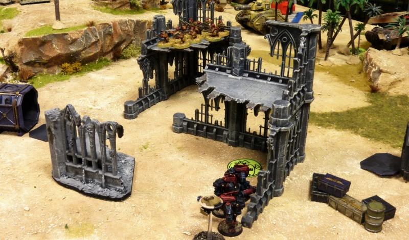 Warhammer 40K. Galerie de Batailles ! - Page 6 P1220584