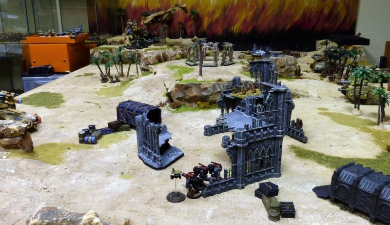 Warhammer 40K. Galerie de Batailles ! - Page 6 P1220585