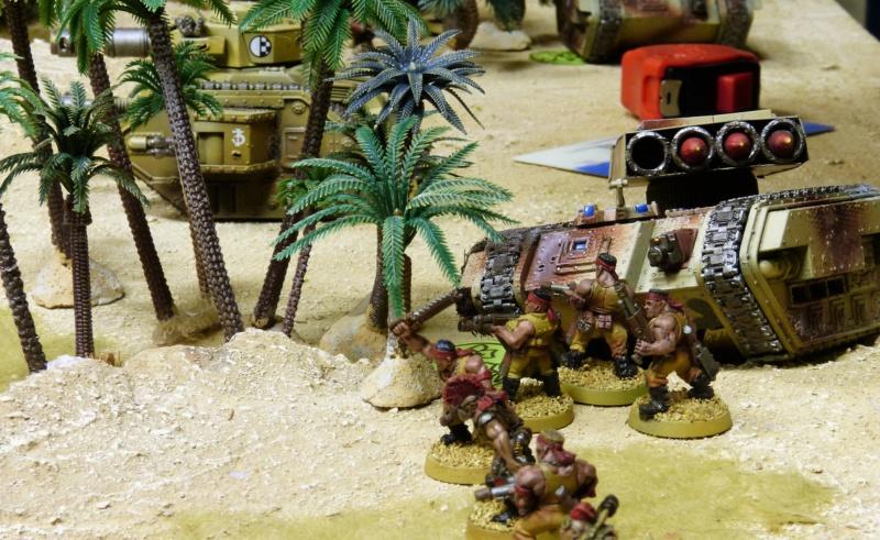 Warhammer 40K. Galerie de Batailles ! - Page 6 P1220589