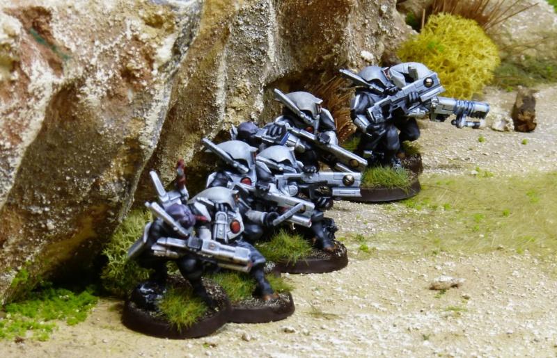 Warhammer 40K. Galerie de Batailles ! - Page 6 P1220610
