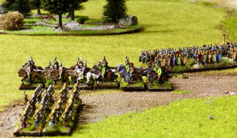 Premiers pas à Warmaster Ancients P1220814