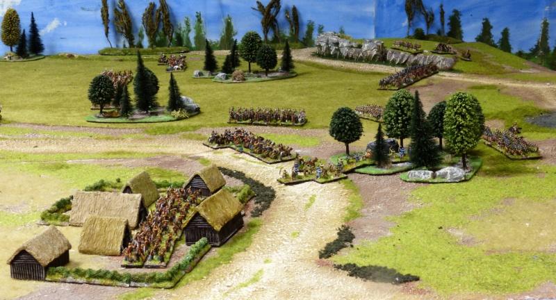 Premiers pas à Warmaster Ancients P1220815