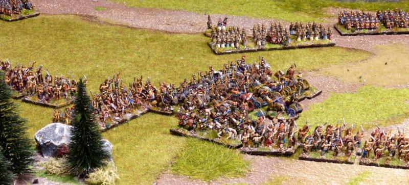 Premiers pas à Warmaster Ancients P1220816