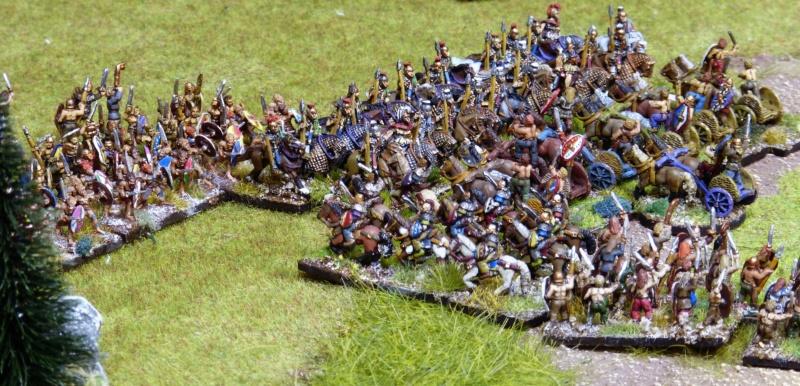 Premiers pas à Warmaster Ancients P1220817