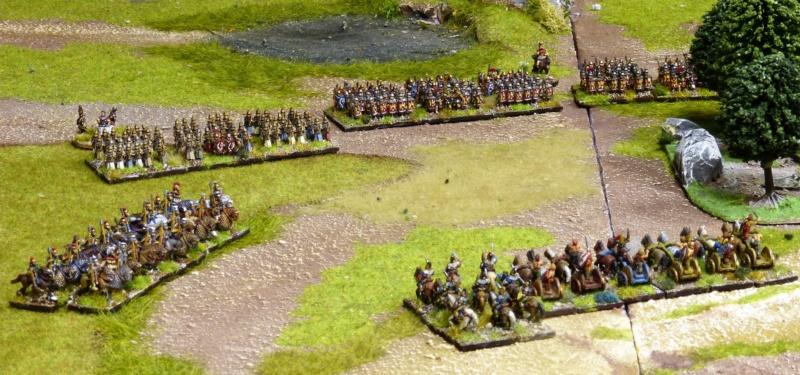 Premiers pas à Warmaster Ancients P1220818