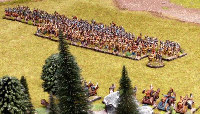 Premiers pas à Warmaster Ancients P1220819