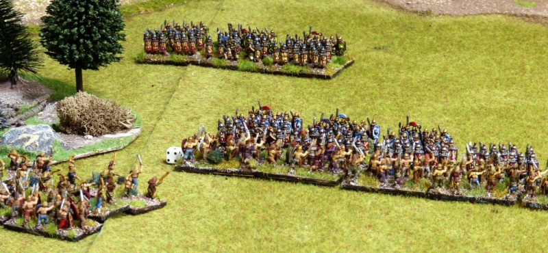 Premiers pas à Warmaster Ancients P1220821