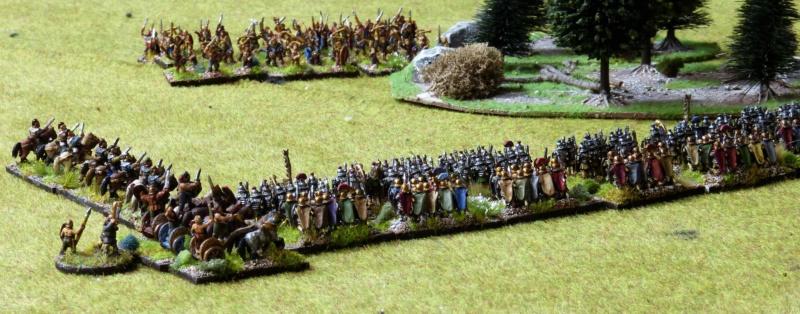 Premiers pas à Warmaster Ancients P1220822