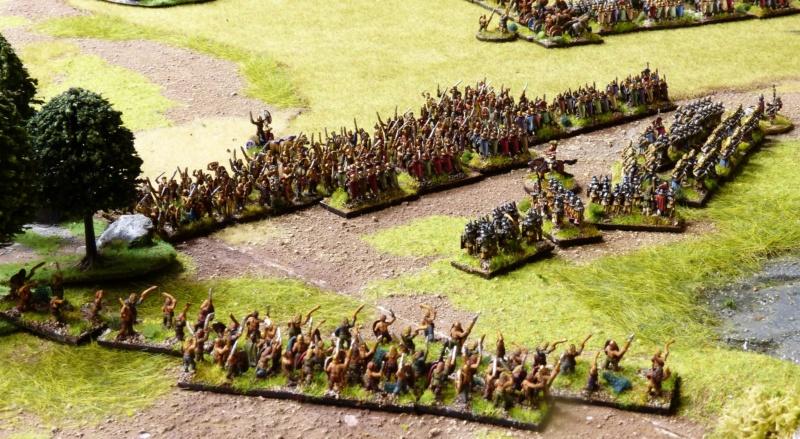 Premiers pas à Warmaster Ancients P1220823