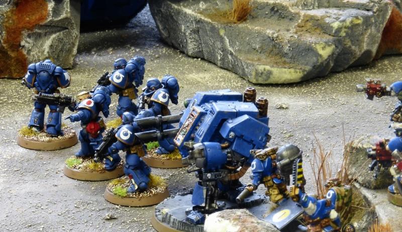 Warhammer 40K. Galerie de Batailles ! - Page 6 P1220958