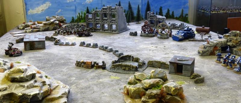 Warhammer 40K. Galerie de Batailles ! - Page 6 P1220959