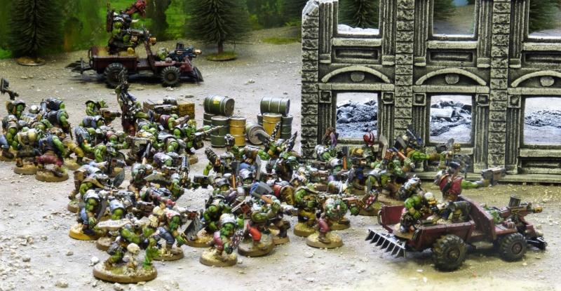 Warhammer 40K. Galerie de Batailles ! - Page 6 P1220960
