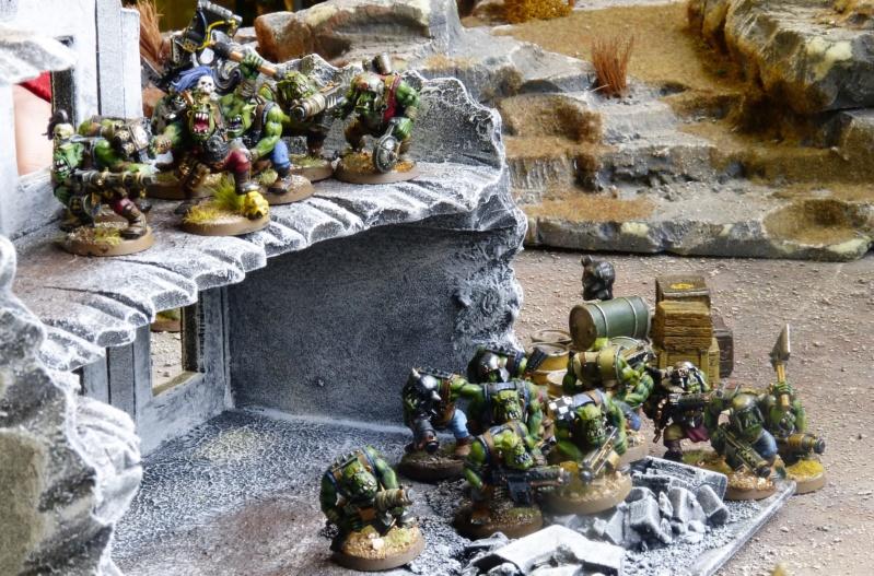 Warhammer 40K. Galerie de Batailles ! - Page 6 P1220962