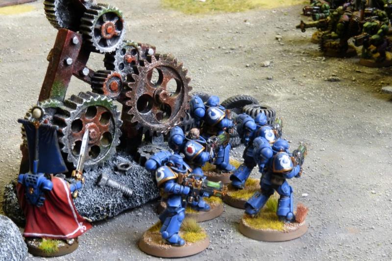 Warhammer 40K. Galerie de Batailles ! - Page 6 P1220964