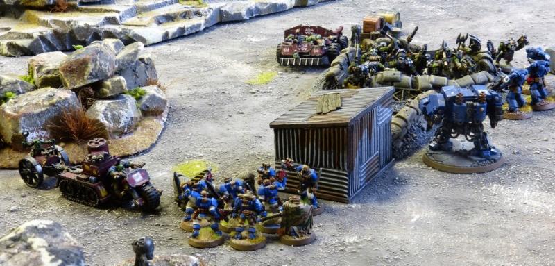 Warhammer 40K. Galerie de Batailles ! - Page 6 P1220967