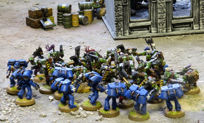 Warhammer 40K. Galerie de Batailles ! - Page 6 P1220968