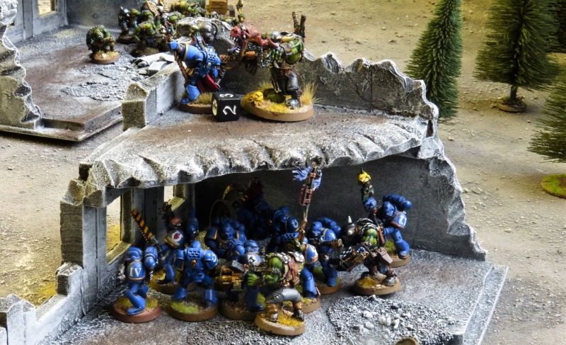 Warhammer 40K. Galerie de Batailles ! - Page 6 P1220969